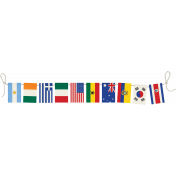 World Cup Bunting Twine A