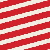 World Cup Stripes Paper- Diagonal