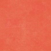 Polka Dots 11- Coral
