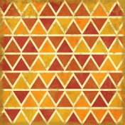 Argyle 33- Orange