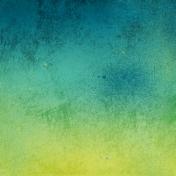 Gradient Paper- Teal