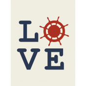 Cruising Journal Cards- LOVE