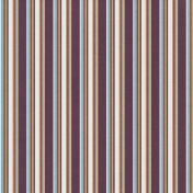 Stripes 106 Paper- Purple & Tan