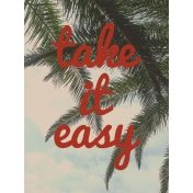 Cruising Journal Cards- Take It Easy