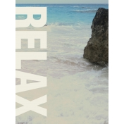 Cruising Journal Cards- Relax