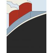 Cruising Journal Cards- Ocean Liner