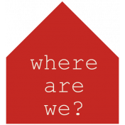 Road Trip- Where Are We Label