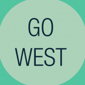 Road Trip- Go West Label