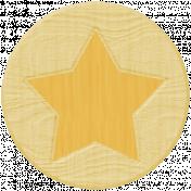 Road Trip- Star Wood Coin