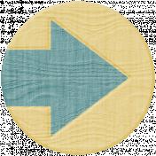 Road Trip- Arrow Wood Coin