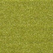 Garden Party- Lime Glitter Paper