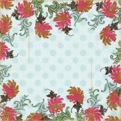Floral Paper- Desert Spring
