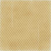 Grid 03 Paper- Tan