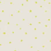 Garden Party Paint Spots Paper- Yellow