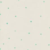 Garden Party Paint Spots Paper- Teal