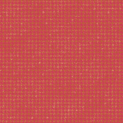 Houndstooth 01 - Pink & Brown