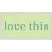 Meet Me In Paris- Love This Label