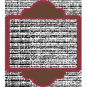 Slide Shape 03- Brown