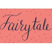 Slovenia Journal Cards- Fairytale (4x6)