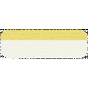 Slovenia Tag- Yellow
