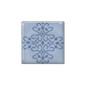 Slovenia Square Brad 022- Blue