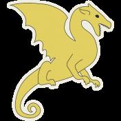Slovenia Dragon Sticker