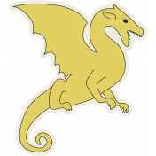 Slovenia Dragon Sticker