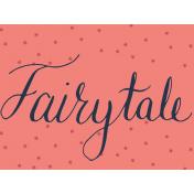Slovenia Journal Cards- Fairytale