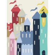 Slovenia Journal Cards- Castles (Portrait)