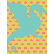 Slovenia Journal Cards- Dragon