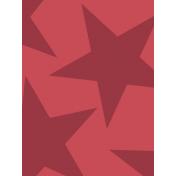 Slovenia Journal Cards- Stars