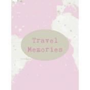 Slovenia Journal Cards- Travel Memories
