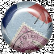 Euro Stamp Brad 17