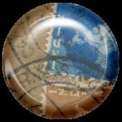 Euro Stamp Brad 25
