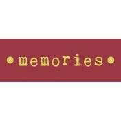 Slovenia Label- Memories
