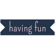 Slovenia Label- Having Fun