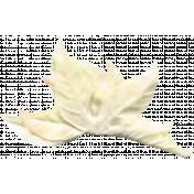 Arabia Flower- White 2