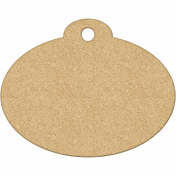 Tag Shape 08- Chipboard 05