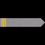 Arabia Label- Grey