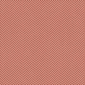 Chevron 05- Red & White