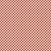 Polka Dots 23- Red & White (DSD)