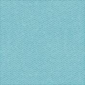 Chevron 01- Aqua Glitter