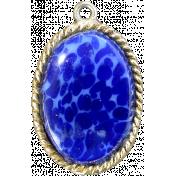 Arabia Sparkle- Blue