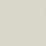Chevron 01- White Glitter