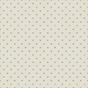 Hearts 13- White Glitter