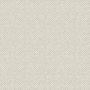 Polka Dots 19- White Glitter