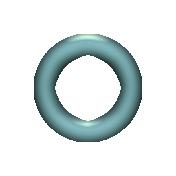 Aqua Eyelet