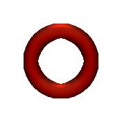 Red Eyelet