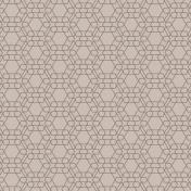 Arabia Papers- Hexagons
