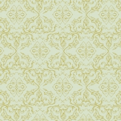 Arabia Papers- Gold Damask